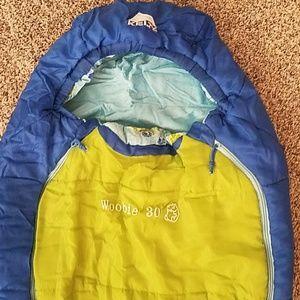 Kelty woodie 30 sleeping bag